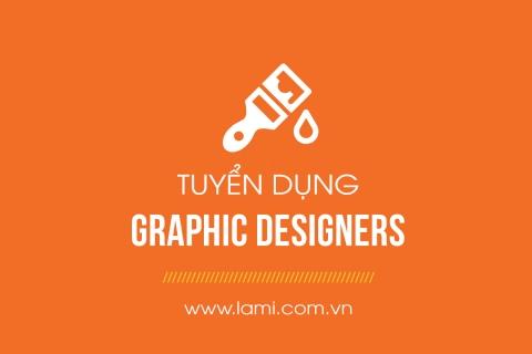 Tuyển Thiết kế Quảng cáo (Graphic Designer)