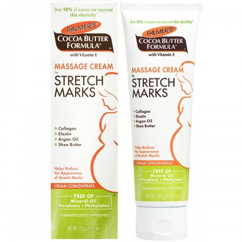 Kem Ngăn Ngừa Và Hỗ Trợ Điều Trị Rạn Da Khi Mang Thai Palmer's Massage Cream for Stretch Marks Cream Concentrate